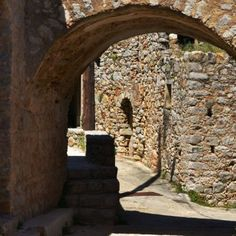 Vessa is a centuries old medieval village in the centre of the southern part of the island of Chios.