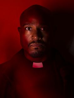 The Walking Dead Season 7 Character Portraits padre-gabriel-the-walking-dead-7-temporada-002 – The Walking Dead