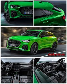 2020 Audi RS Sportback - HQ Pictures, Specs, information and Videos - Dailyrevs Audi Sportback, Cylinder Liner, Compact Suv, Audi Rs, Sport Seats, Jaguar E, Modified Cars, Twin Turbo, Dreams