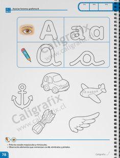 Trazos y Letras Nº1 Preschool, Reading, Emilio, Joseph, Album, Facebook, Texts, Preschool Spanish, Preschool Activities