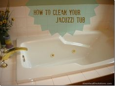 How to clean Jacuzzi tub jetsHow to clean your whirlpool tub jets  If you have ever experienced  . Keep Jacuzzi Tub Jets Clean. Home Design Ideas