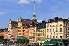 Stockholm Sweden - Gamla Stan