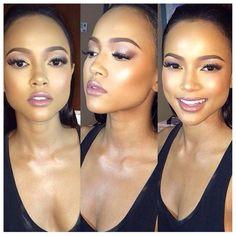 Karrueche Tran Makeup