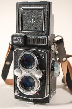 Yashica-Mat LM Camera by FotoRetro