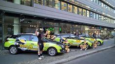 WE ARE FOOTBALL!  Renault König ist offizieller Sponsor der Berlin Adler!    #GoAdler