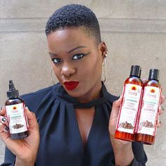 I want to make sure naturalistas with natural hair knows how beautiful, versatile and unique your hair is Even in it's natural state, sans manipulation - Natural Hair Styles Short Natural Styles, Natural Hair Short Cuts, Short Natural Haircuts, Short Afro Hairstyles, Urban Hairstyles, Tapered Natural Hair, Short Hair With Bangs, African Hairstyles, Hairstyles With Bangs