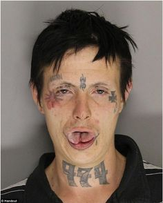 Murder Suspects Mug Shot Might Be The Scariest Youll Ever See
