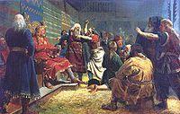 Håkon the Good (1860)Peter Nicolai Arbo - Wikipedia, the free encyclopedia