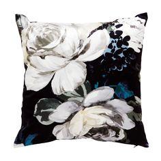 Prydnadskudde i sammet Sympathie Rose, 50x50 cm, Creme - Heminredning - Hemtextil - Hemtex