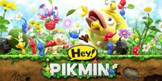 """Join 13 people right now at """"Hey! Pikmin: new trailer explains how the spin-off will work 