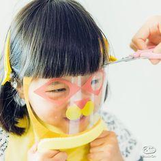子どもと話しながら、安全で楽しい「前髪カット」を。プロの理美容師とデザイナーがパパ・ママの声を聞きながらつくりました。 One Pot, Stew