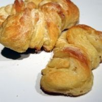 Melt In Your Mouth Flaky Butter Brioches Recipe