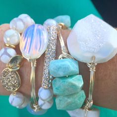 <3 these bracelets use SOFLAGRLPROBZ for a discount
