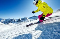 Alpine skiing / Горные лыжи