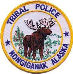 Kongiganak, Alaska Tribal Police patch