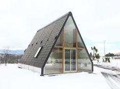 #wantoftheday - Dit huis bouw je in minder dan zever uur en kost je maar 22.000 euro