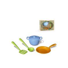 Green Toys Chef Set - 5 Piece Set
