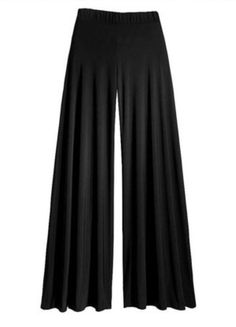 Fashion Bug Womens Plus Size Gothic Wide Leg Flattering High Waist Stretch Palazzo Pants www.fashionbug.us