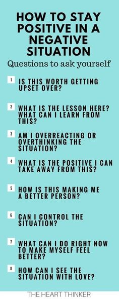 How to stay postive in a negative situation. Personal Growth | Mindset | Create your Dream Life | Life Coaching | Thinking Positive | Happiness #mindset #lifecoach #happiness Saved by: Erin Dickson ww.gravitylifecoaching.com