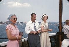 Sunny Yachting - 1950s