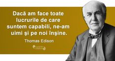 Citat Thomas Edison Optimism, Projects To Try, Spirit, Reading, Words, Memes, Quotes, Photography, Life