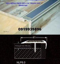 photo: Nẹp mũi cầu thang chống trơn mặt bằng. sản phẩm bằng hợp kim nhôm sơn tĩnh điện công nghệ cao, không bay màu. This photo was uploaded by nepnhom