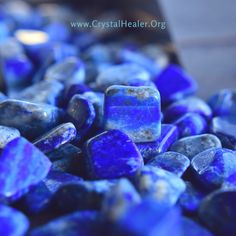 The jaw-dropping crystal of the week is Lapis Lazuli, a stone of intuition and wisdom. 🧘‍♀️  This beautiful crystal can help you open the third eye chakra and improve the connection with your true self. 💎 Third Eye Chakra, Healer, Lapis Lazuli, Intuition, Crystal Healing, Reiki, Connection, Wisdom, Stone