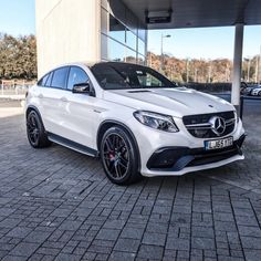 DRIVING BENZES — Mercedes-Benz GLE 63 AMG coupé (Instagram @rokenr)