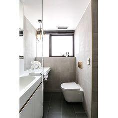 Jillian Dinkel Designs/ Manly Harbour View/ Bathroom