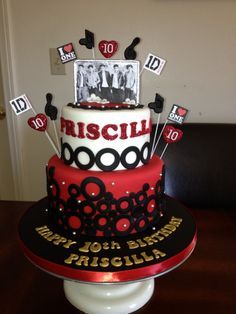 One Direction Cake recipies Pinterest Cake Recipies and Food