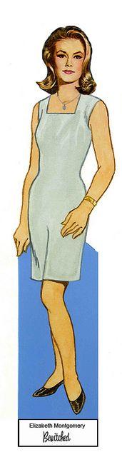 Elizabeth Montgomery - Bewitched  by trev2005, via Flickr
