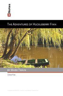 Huckleberry Finn analysis essay!?