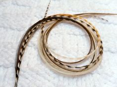 Hair Feather Extensions Extra Long Grizzly Feathers by SolDoggie, $11.00 #shopetsy #boebot