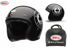 The all new Ace Cafe London Limited Edition Bell Custom 500 Helmet - seriously…