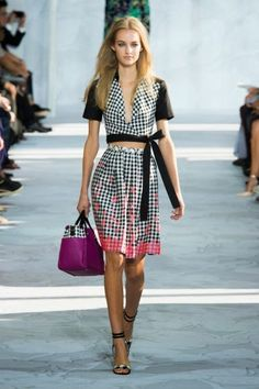 Diane Von Furstenberg - spring/summer 2015 ready-to-wear - video