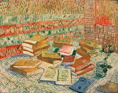 Vincent van Gogh - The Yellow Books, 1887
