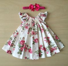Kids dress pattern with pleats on front Order via line : @ Baby Frock Pattern, Frock Patterns, Baby Girl Dress Patterns, Peplum Top Pattern, Baby Dress Tutorials, Baby Girl Frocks, Frocks For Girls, Little Girl Dresses, Baby Frocks Designs