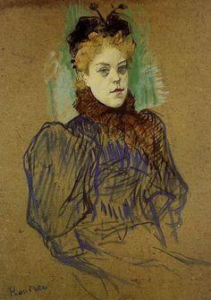 May Milton, 1895.