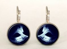 50 shades of Grey Earrings, 0144ERS from EgginEgg by DaWanda.com