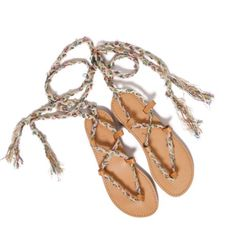 """Kedros"" rainbow • Shop online 🔛 www.sandalaki.com #sandals #leathersandals #madeingreece Gladiator Sandals, Leather Sandals, Shoe Brands, Artisan, Footwear, Rainbow Shop, Handmade, Shoes, Greece"