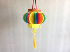 Chinese New Year Crafts For Kids, Chinese Crafts, Diwali Diy, Diwali Craft, Newspaper Crafts, Paper Crafts Origami, New Year's Crafts, Diy Crafts, Deco Nouvel An