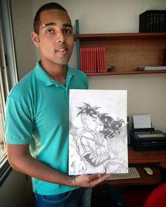 Eu e meu Desenho !