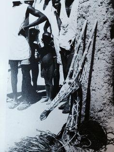 Schweeger-Hefel, Masken und Mythen : Antilopenmaske der Sawadugu in Belehede (Nyonyosi/Sikomse)