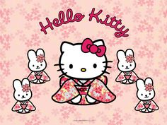 Hello Kitty Wallpaper 1024x768 - WallpaperSafari