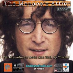 The Menaces Attic Today 5pm-6pm EST 2pm-3pm PDT  10pm-11pm BST  Bombshell  Radio The Menace's Attic/Just Another Menace Sunday bombshellradio.com  #classics #pop #rock #classicrock #themenacesattic #bombshellradio