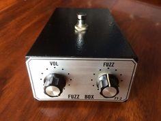 Shin Ei FY-2 Fuzz 1970s Black