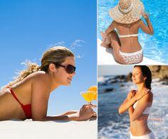 Miért jó vagy rossz a napfény? Bikinis, Swimwear, Fashion, Bathing Suits, Moda, Swimsuits, Fashion Styles, Bikini, Bikini Tops