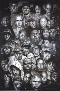 Hip-hop Legends #Real #Music