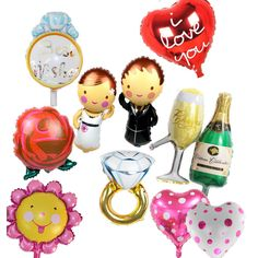 Check out the site: www.nadmart.com   http://www.nadmart.com/products/wedding-balloons-for-bride-and-bridegroom-balloon-heart-ring-balloons-marriage-decoration-ring-love-balloon-for-romantic-wedding/   Price: $US $0.59 & FREE Shipping Worldwide!   #onlineshopping #nadmartonline #shopnow #shoponline #buynow