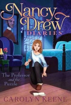 Buy The Professor and the Puzzle by Carolyn Keene at Mighty Ape NZ. Nancy and her friends are on an epic quest to discover the identity of a treacherous Greek scholar in this fifteenth book of the Nancy Drew Diaries, a. Got Books, Books To Read, Children's Books, Nancy Drew Diaries, Nancy Drew Books, Diary Book, Mystery Series, A Team, Professor